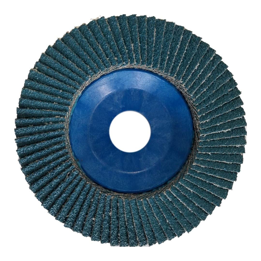 Disco de Lixa Flap 4.1/2