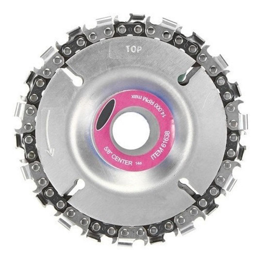 Disco P/ Esmerilhadeira Madeira Corrente Motoserra 115mm
