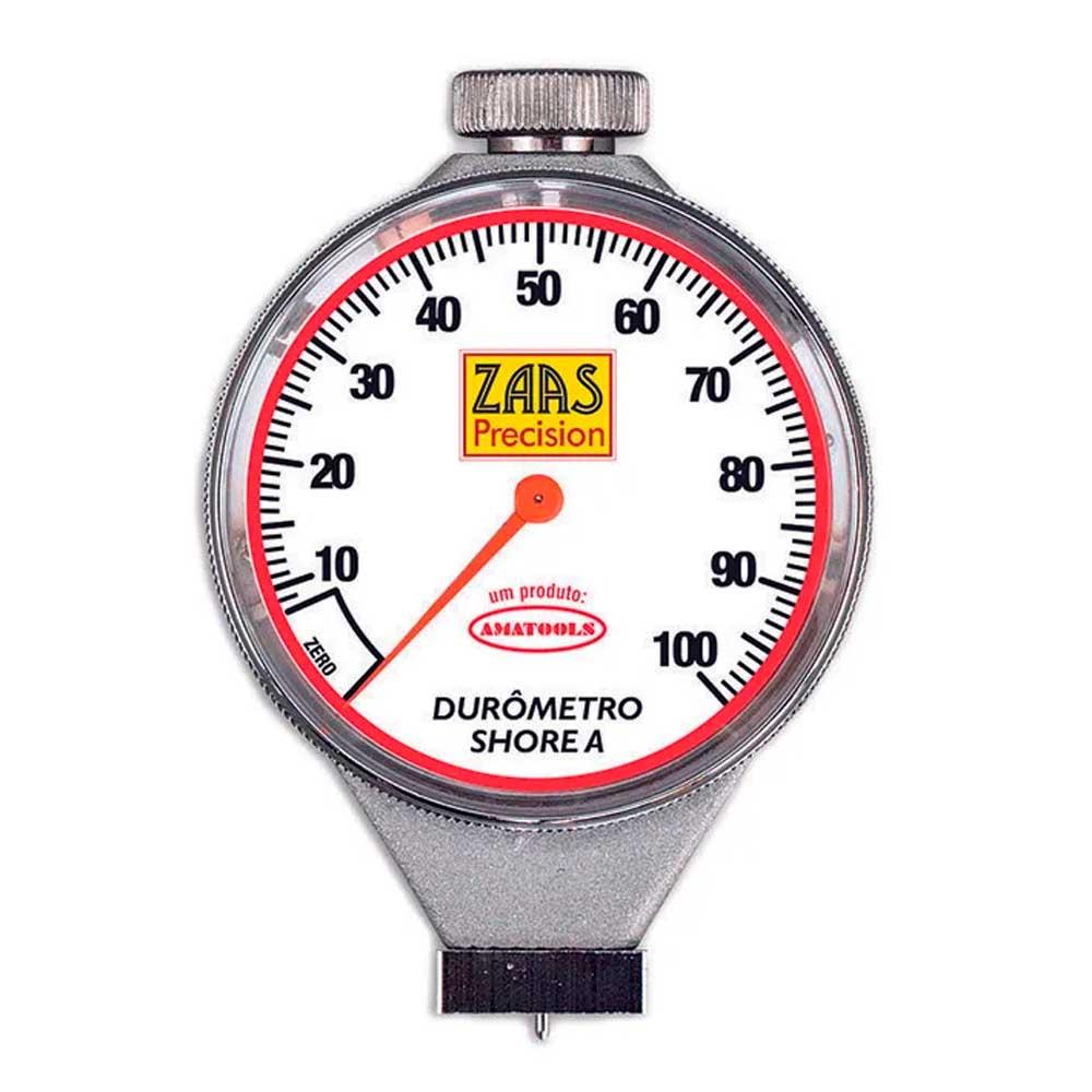 Durômetro Analógico 0-100mm Shore A Zaas 66,0001