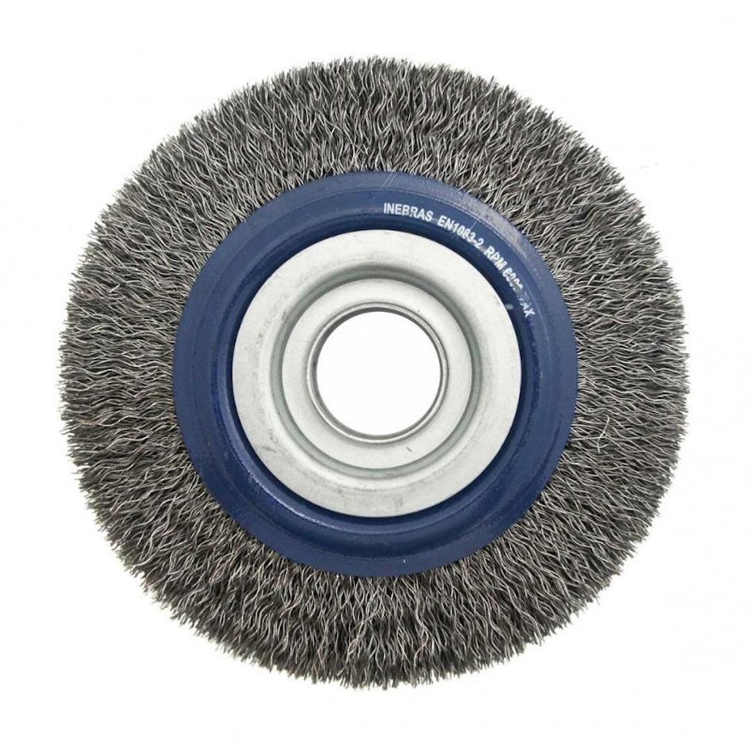 Escova Aco Carbono Circular 10