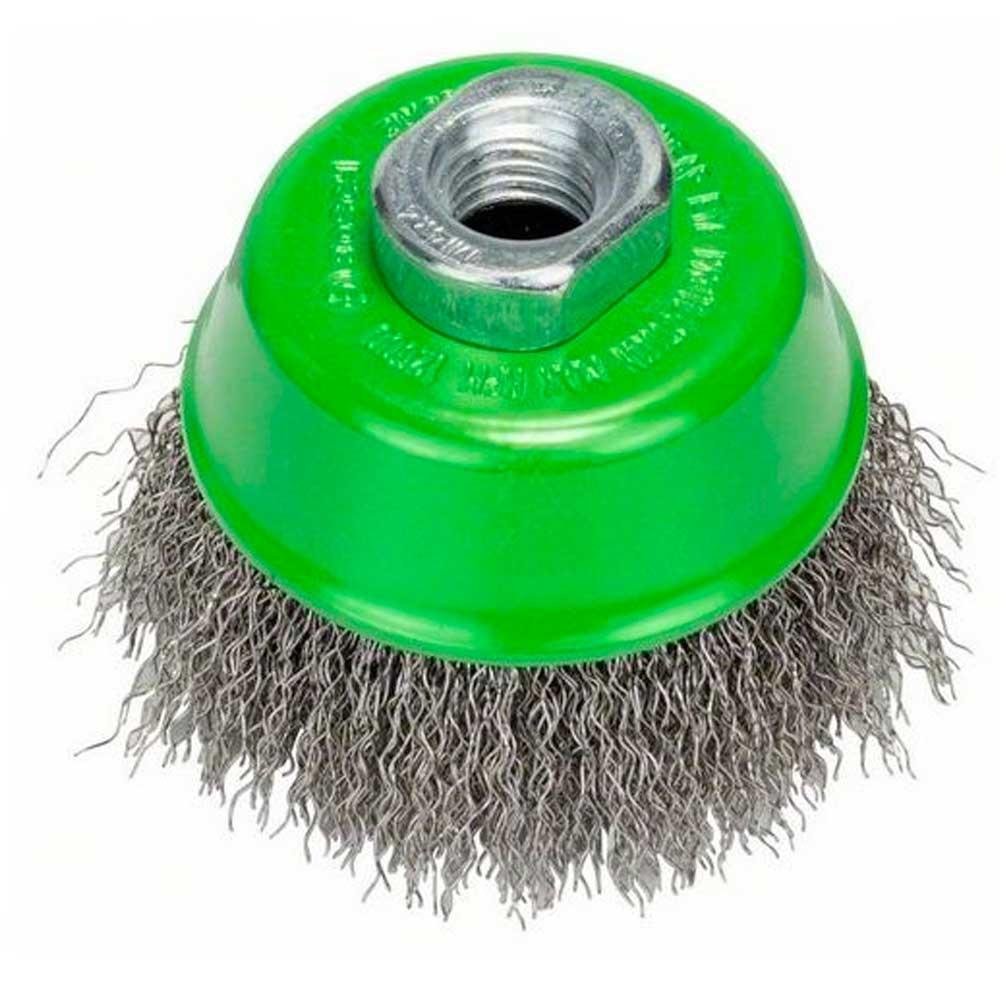 Escova Aço Fio Frisado para Esmerilhadeira 75x0,3mm 2608622102 Bosch
