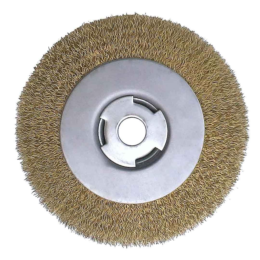 Escova Aco Latonado Circular 6