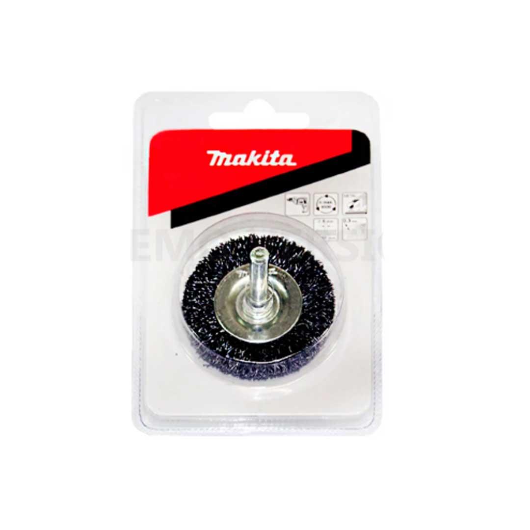 Escova De Aco Circular Mini 75mm Makita - D-39986
