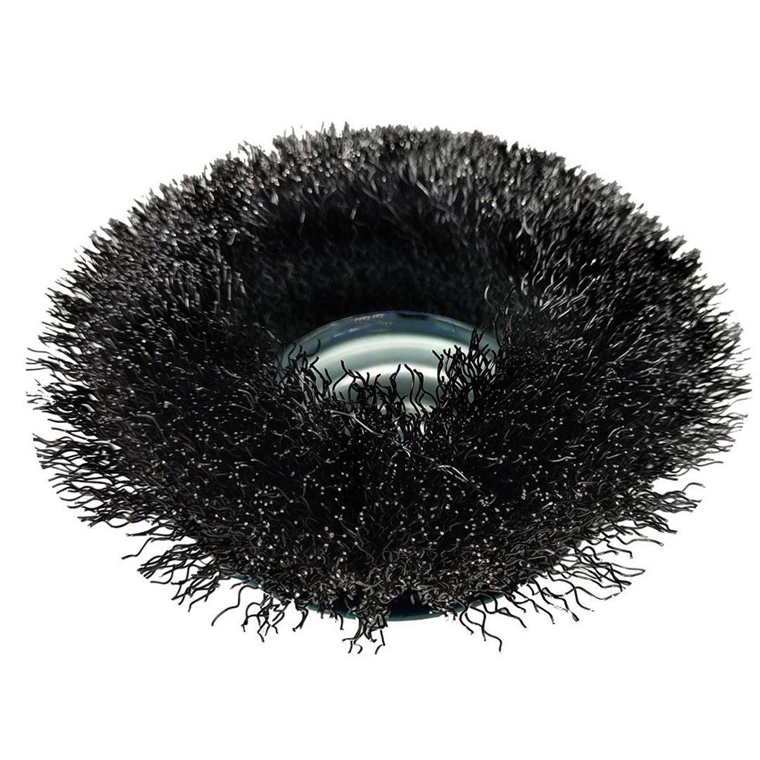 Escova de aço tipo copo ondulada 100 mm D-29284 - MAKITA