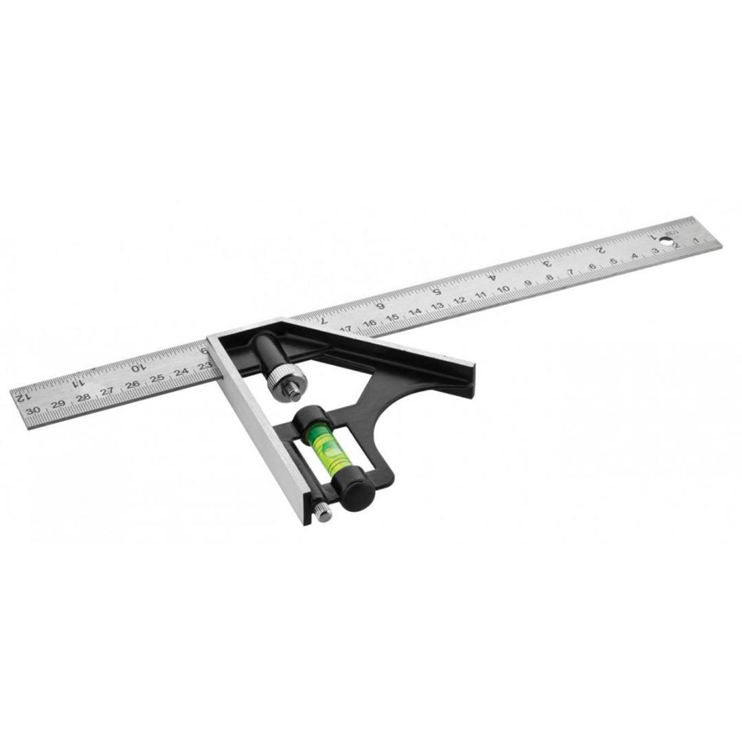 Esquadro Combinado 30cm Worker - 113573