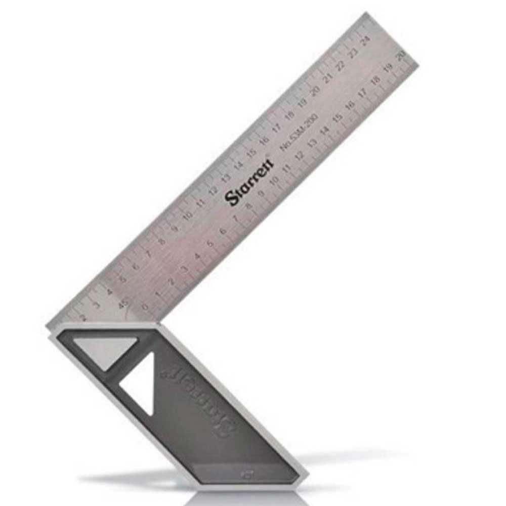 Esquadro em aço para carpinteiro 10  - K53M-250-S - STARRET