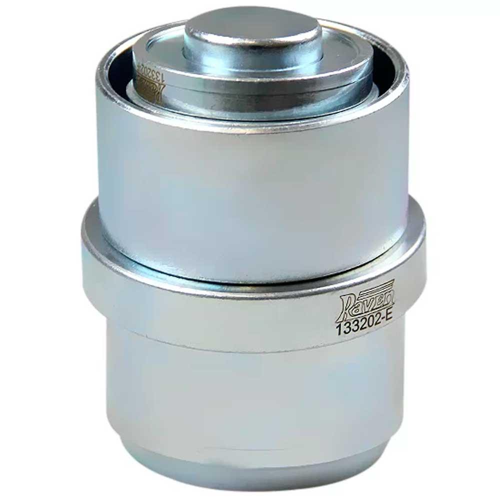 Extrator e Instalador do Rolamento da Roda Dianteira com Auxílio de Prensa -133202 - RAVEN