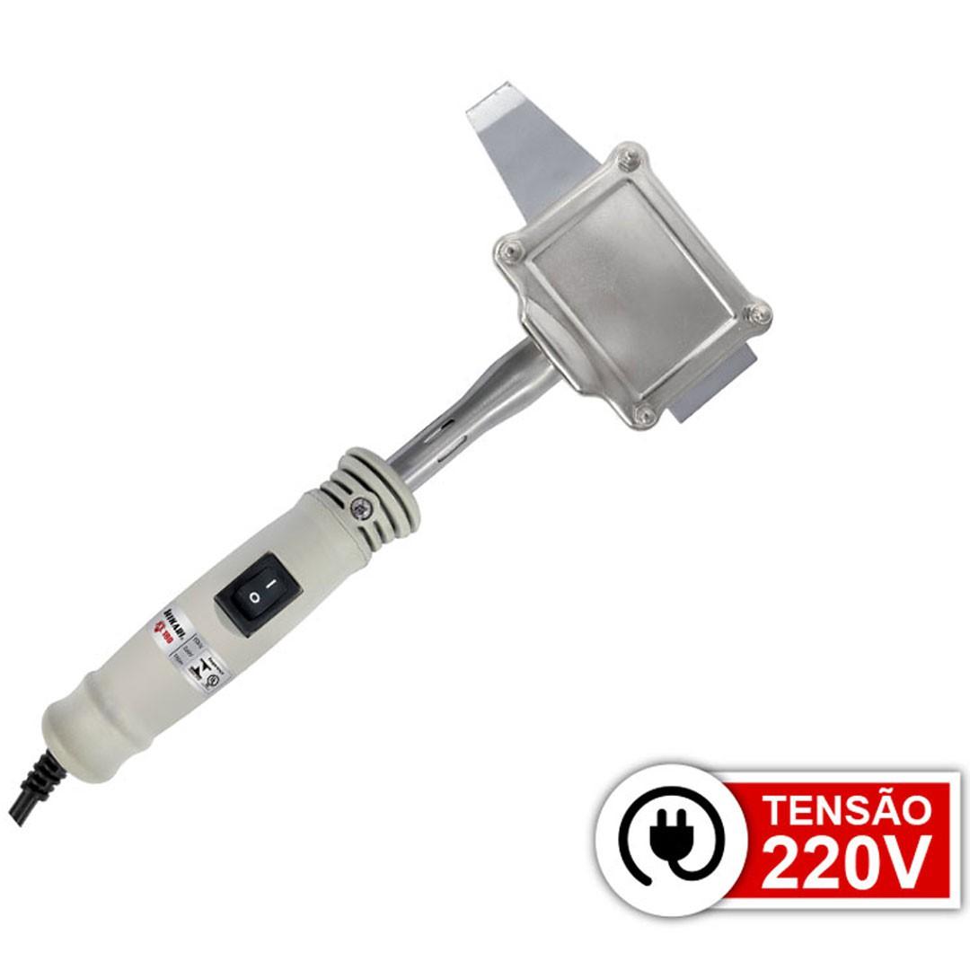 Ferro De Solda Machadinha 180W - 220V HIKARI 21K021  AX-180