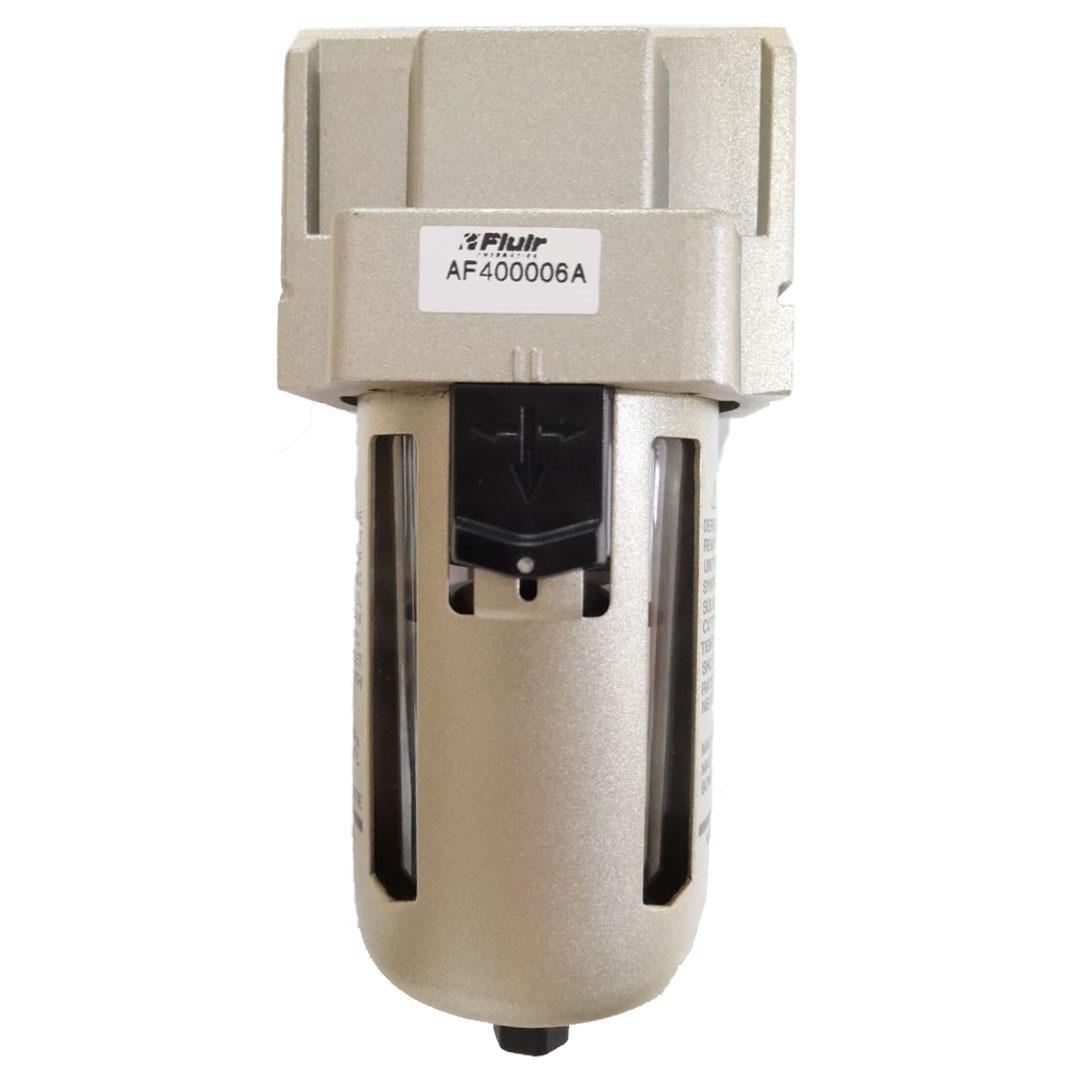 Filtro De Ar Fluir 5 Microns Rosca 3/4 AF4000-06A