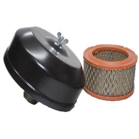Filtro P/ Compressor Metal C/ Elemento Rosca 3/4