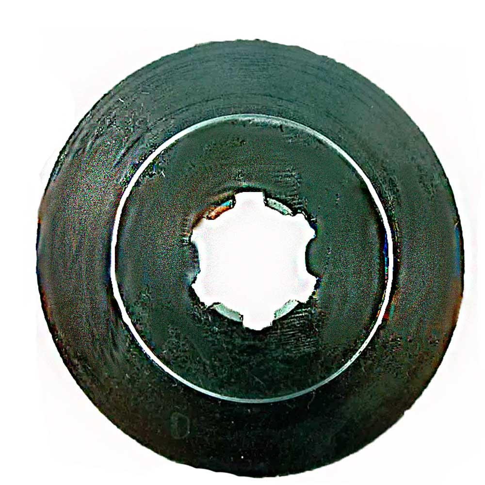 Flange Superior Da Lamina Para Rocadeira Cg420 Garthen - 742