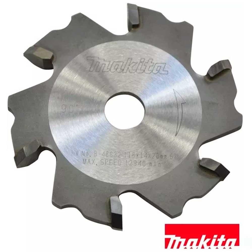 Fresa Para Cortadora Acm 14mm Wídea CA5000 MAKITA B-48832