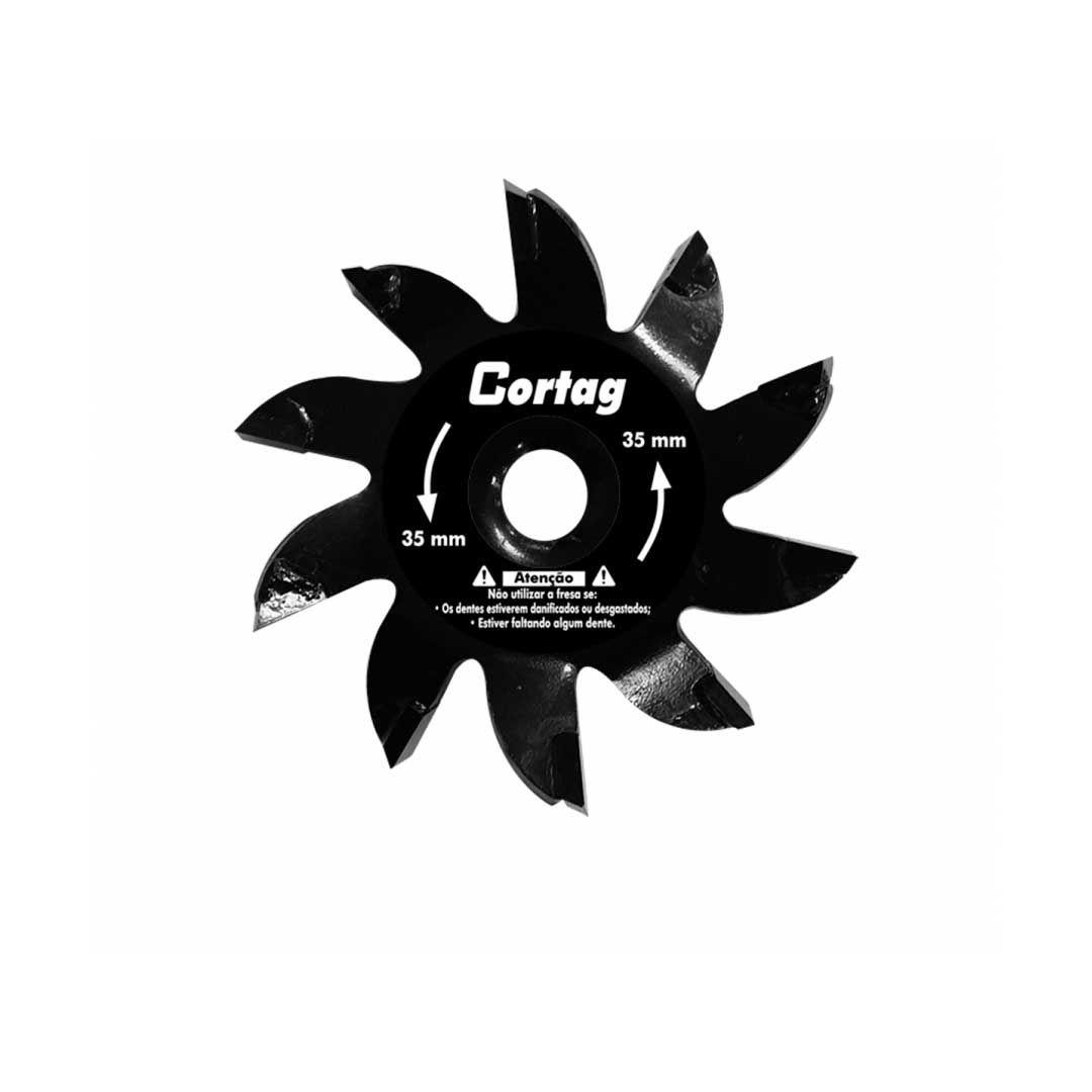 Fresa para Cortador BRIC 35mm -  Cortag