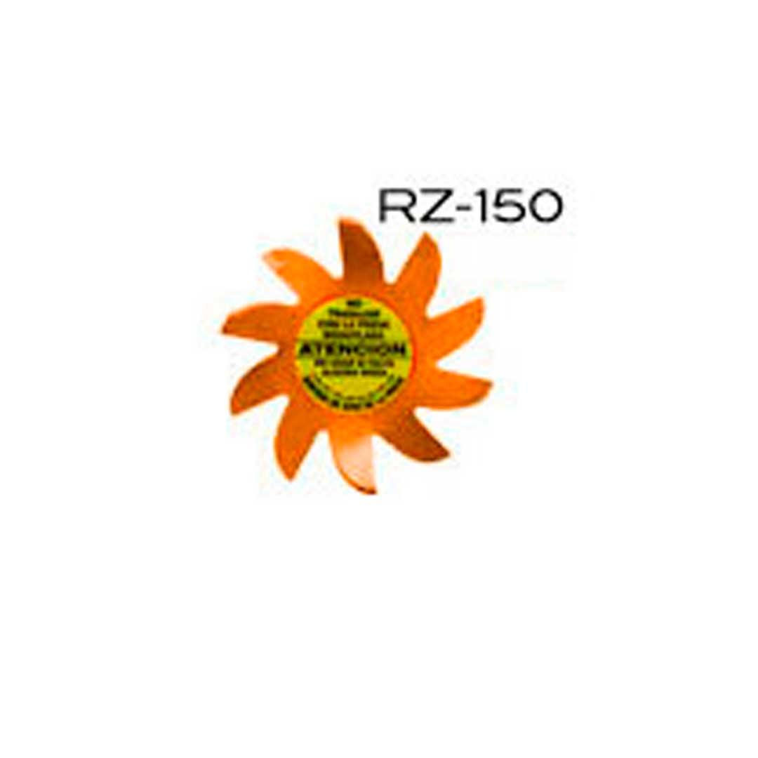 Fresa para Cortadora Parede  RZ-150 - MACROZA