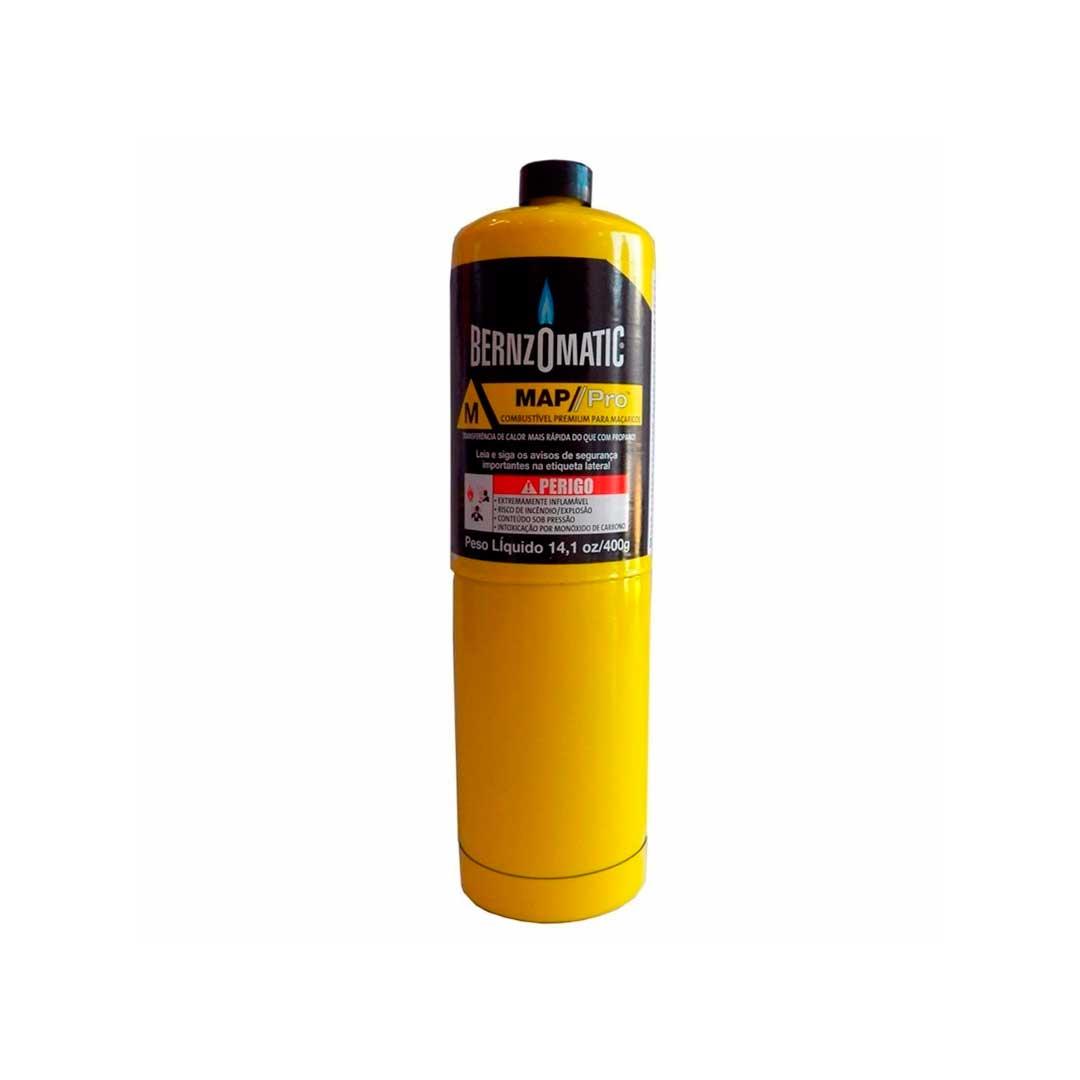 Gas Mapp Cilindro 400 gr. Bernzomatic