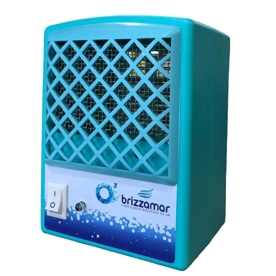 Gerador Modular de Gás Natural Ozônio para Ambientes BRIZZAMAR (Bivolt)