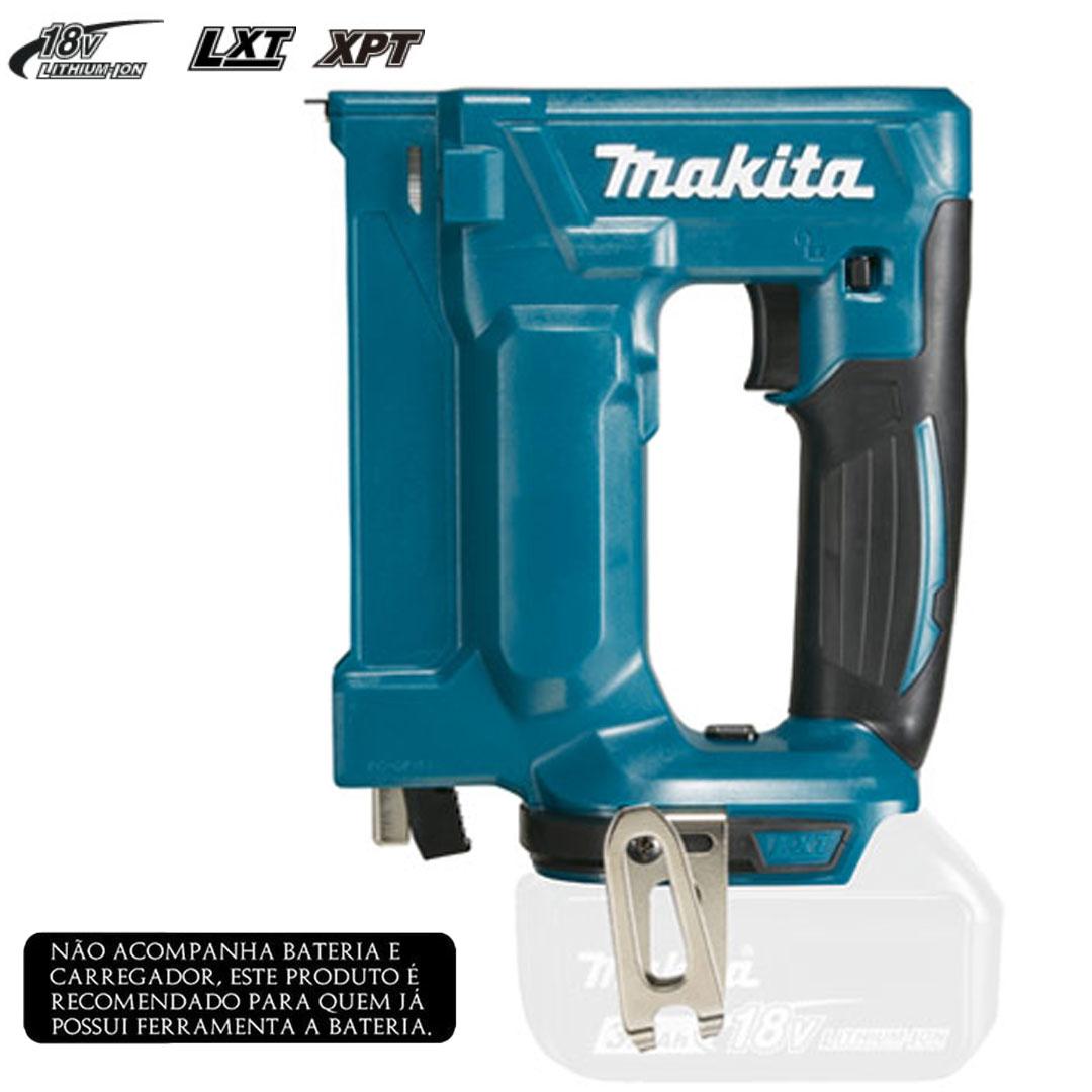 Grampeador a Bateria MAKITA 18V DST112Z