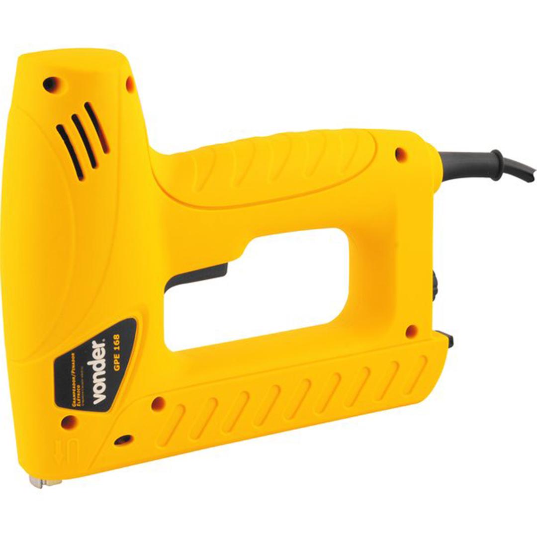 Grampeador E Pinador Eletrico Vonder GPE 168 60 01 168 220 (220v)