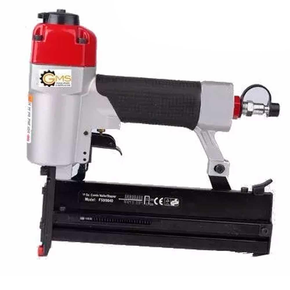 Grampeador E Pinador Pneumático Gms F50