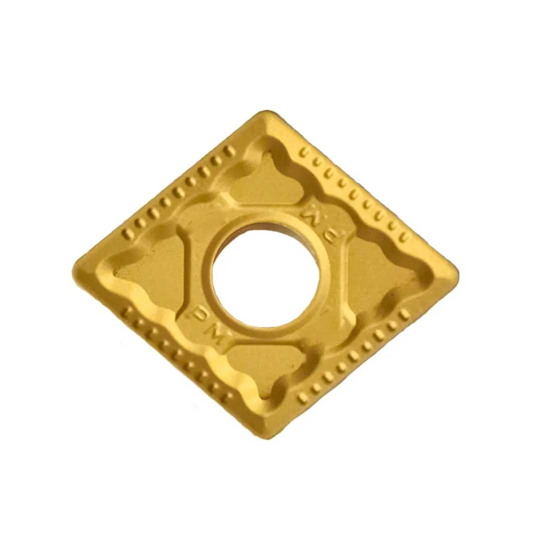 Insertos Em Metal Duro Snmg120408-Tm9115