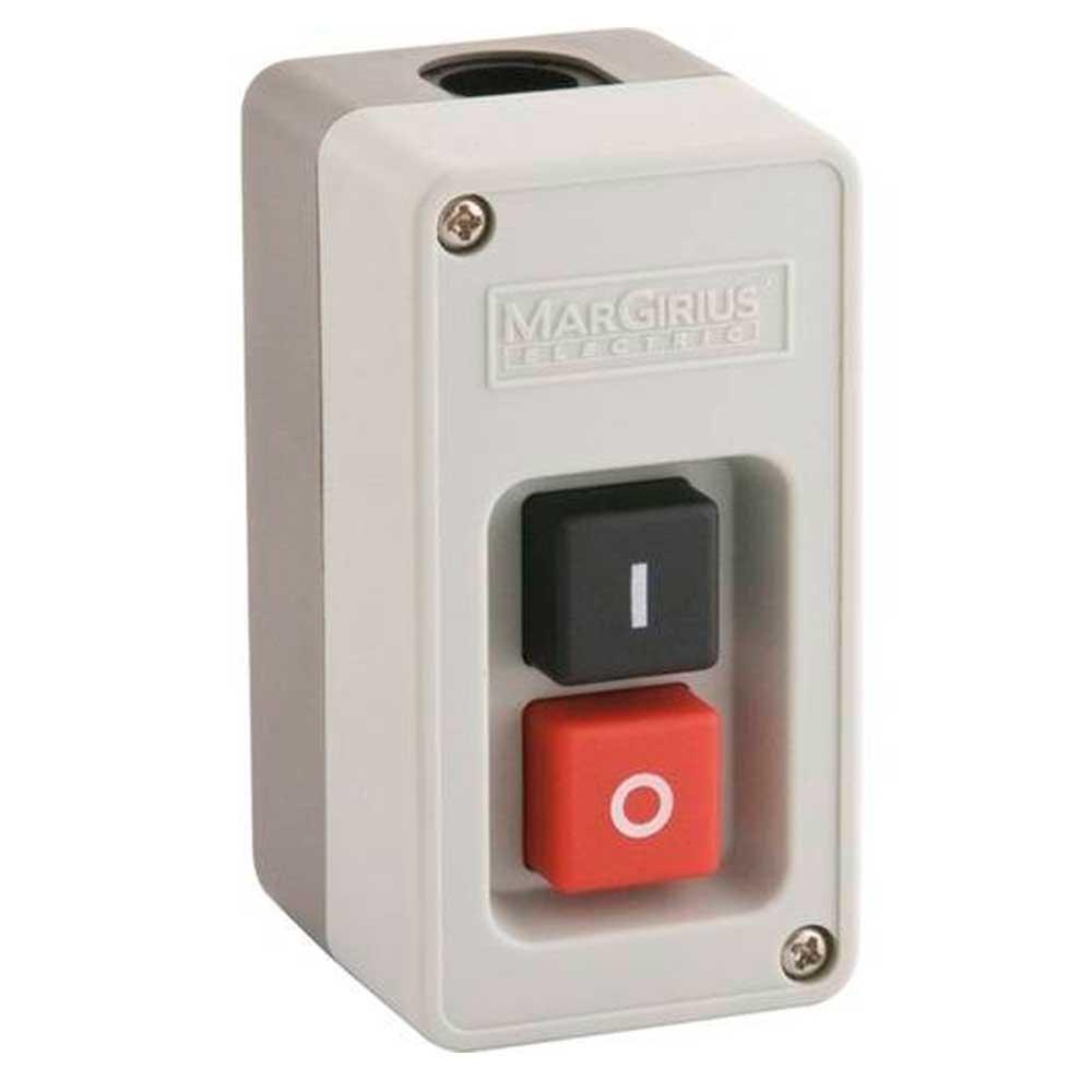 Interruptor tipo botão 30 amperes - CS102C1A1FETP -MarGirius