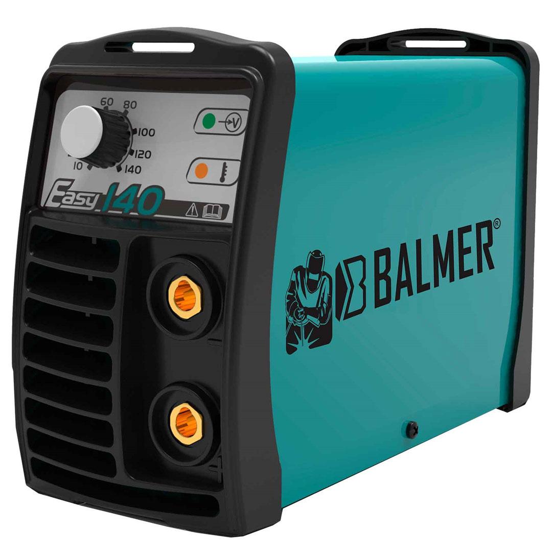 Inversora de Solda BALMER EASY 140 MMA/TIG 220V