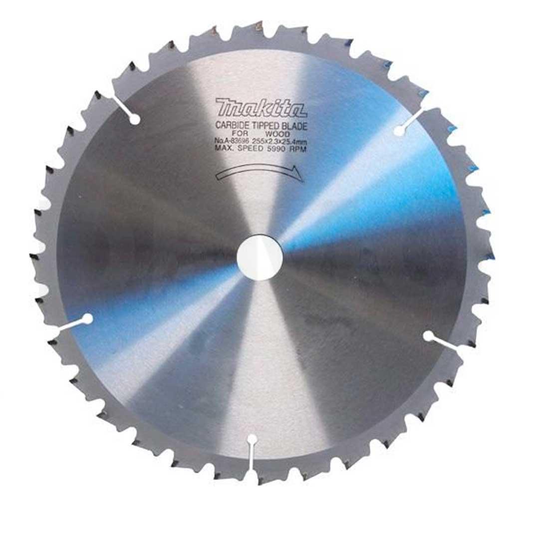 Kit com 2 Disco Serra Circular 255mm 10