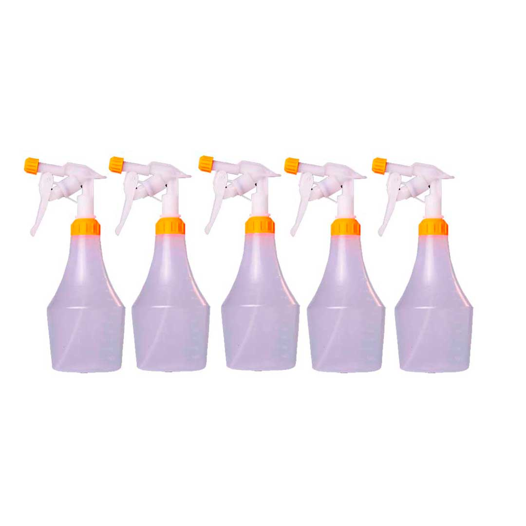 Kit com 5 Pulverizador Spray 500ml Macloren Promoção