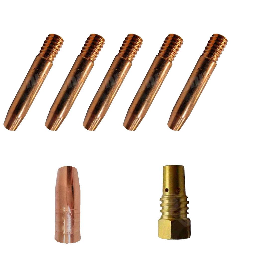 Kit de Consumiveis Para Arames 1.0mm Tochas SU315 / SU320 Sumig