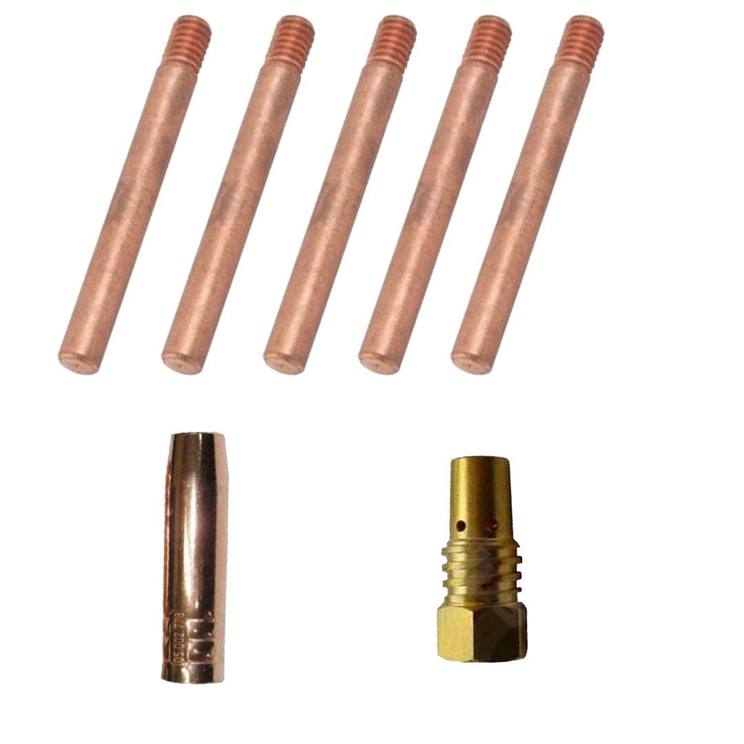 Kit de Consumiveis Para Arames 1.0mm Tochas SU515 / SU520 Sumig
