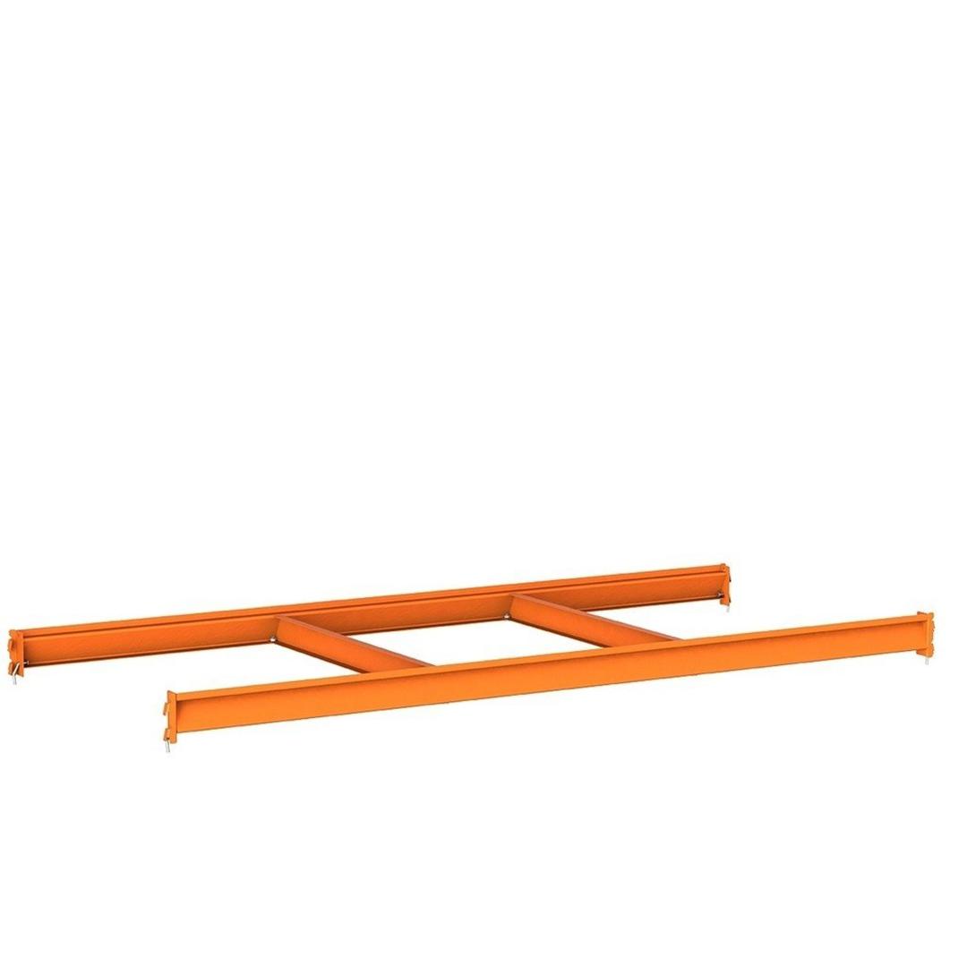 Kit Longarina Mini Porta Pallet 1,80 X 0,60 Mt CMB KLON001
