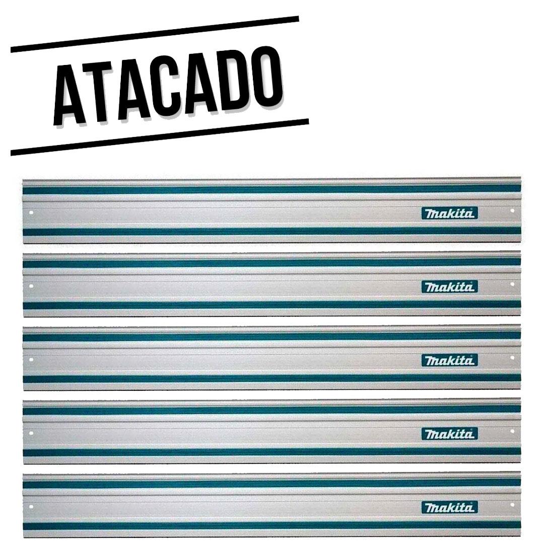 Kit Trilho Guia 1500mm P/ Serra Circular Sp6000/Dsp600 Atacado Makita
