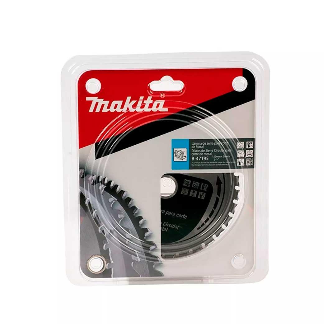 Disco De Serra Circular 190mm 7.1/2 44d Madeira Makita B-54477