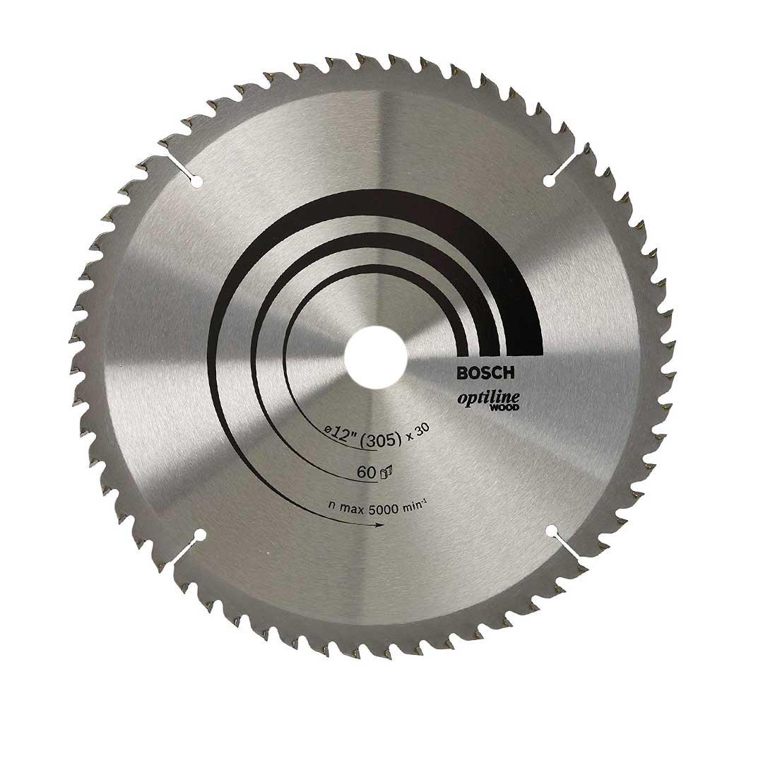 Disco De Serra Circular 300mm 12