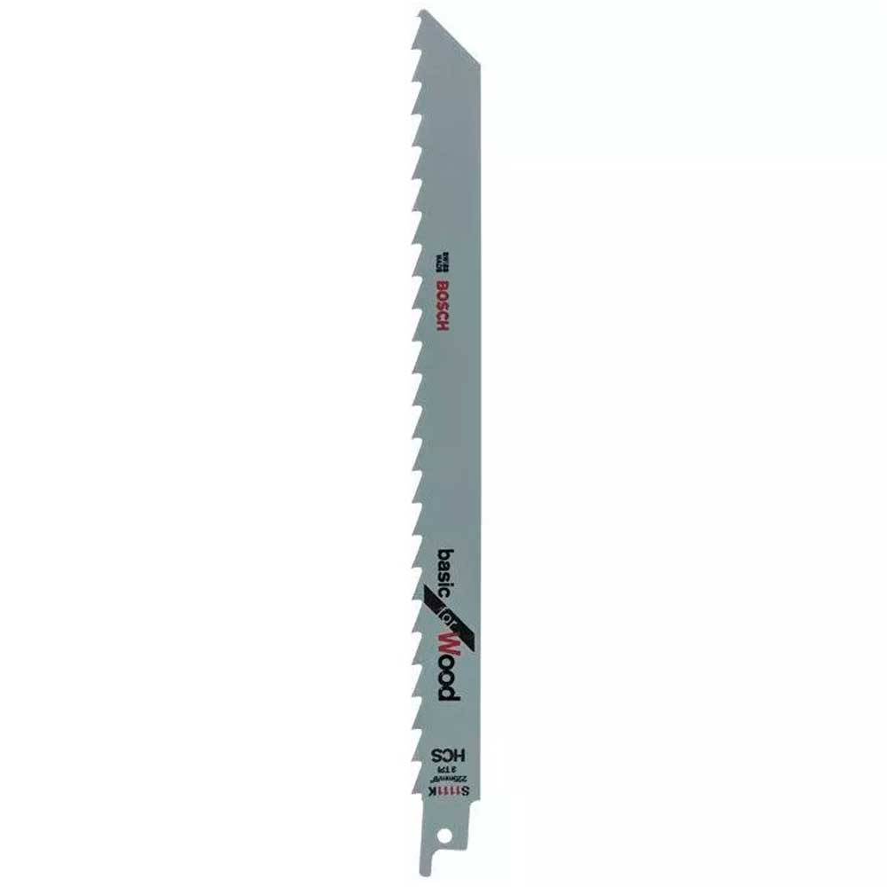 Lâmina De Serra Sabre Madeira S1111K 2608650617 Bosch