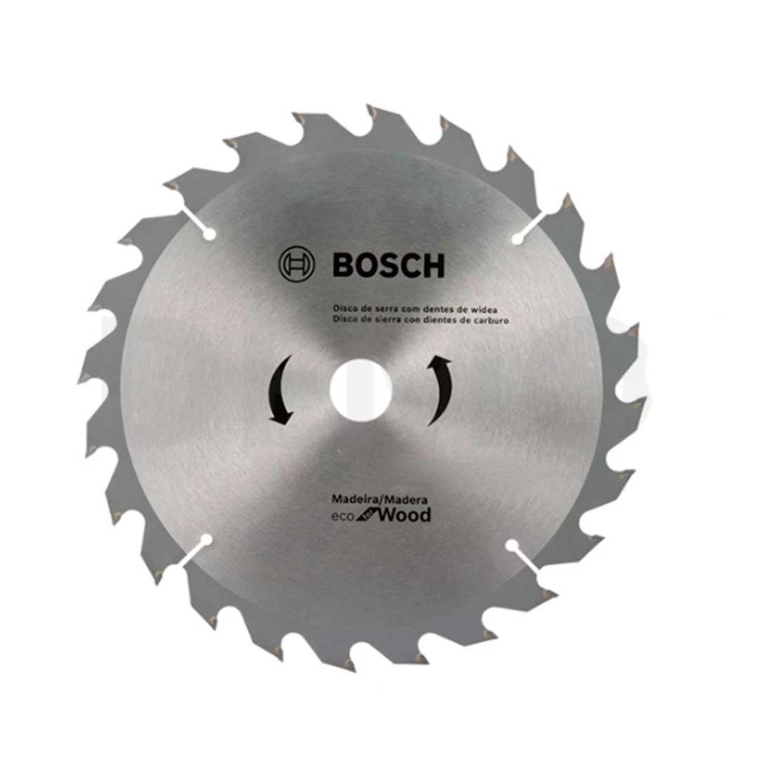 Disco Serra Circular 235mm 9-1/4 24d ECO Bosch 2608644332