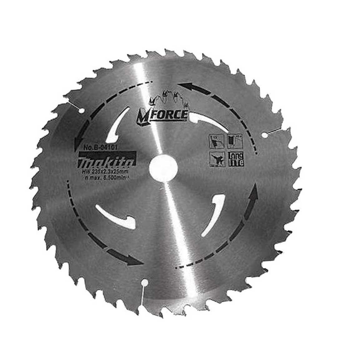 Disco Serra Circular 235mm 9.1/4 40d Makita B-04101