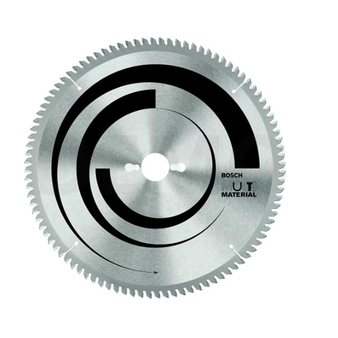 "Disco Serra Circular 254mm 10"" 80d Multimaterial 2608642201-Bosch"