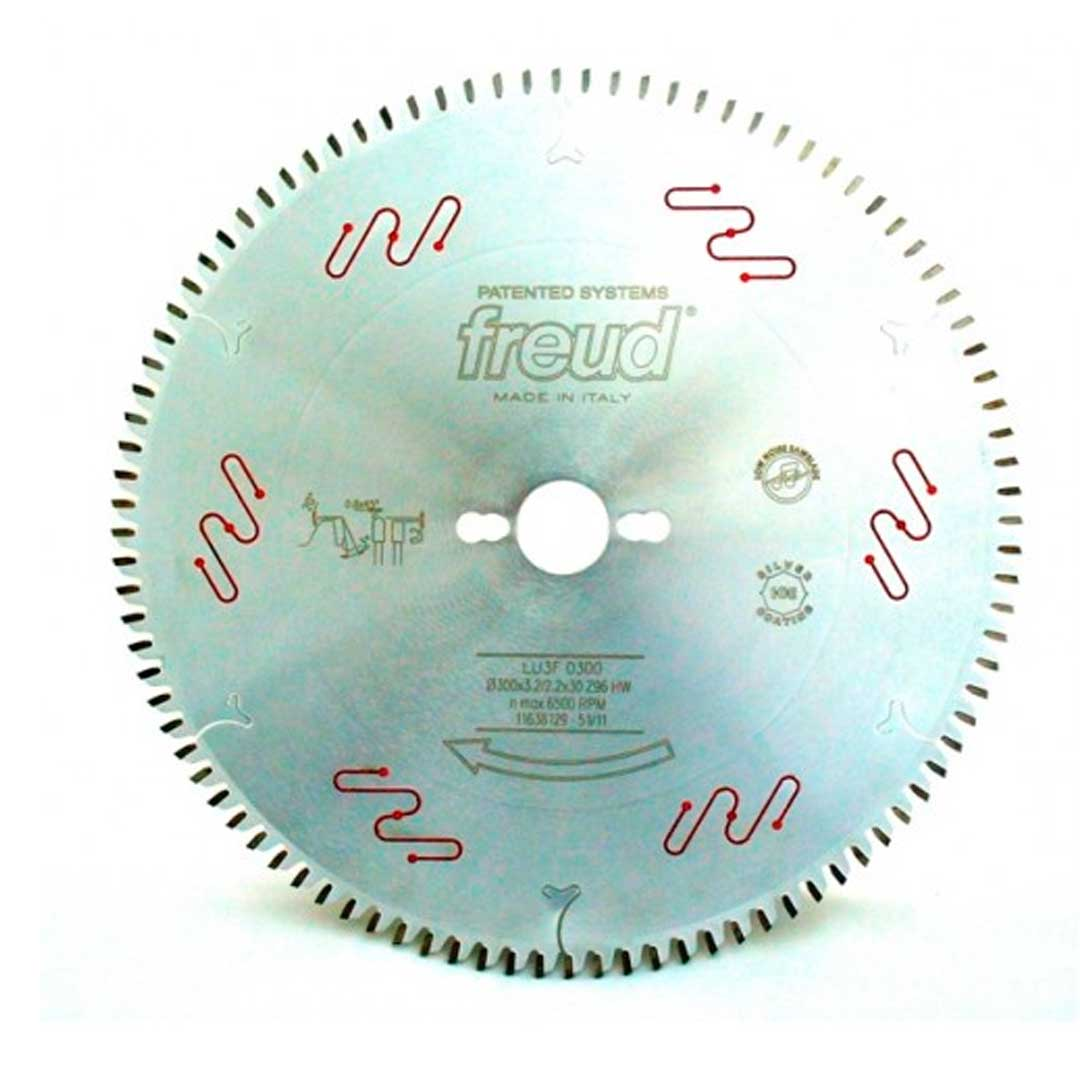 "Disco Serra Circular 300mm (12"") 96d - Freud F03FS05121 LU3F"
