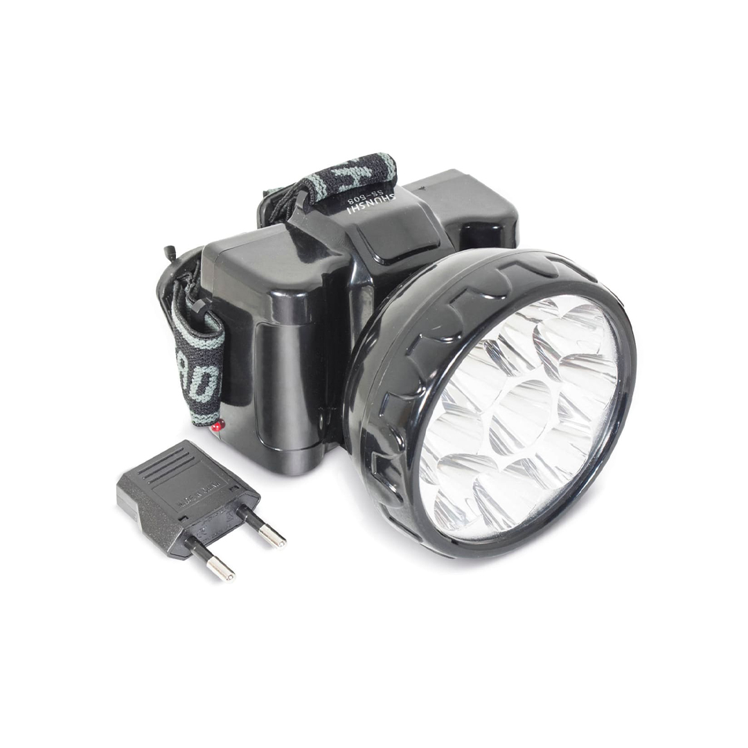 Lanterna De Cabeca Recarregavel Noll - 35,10003