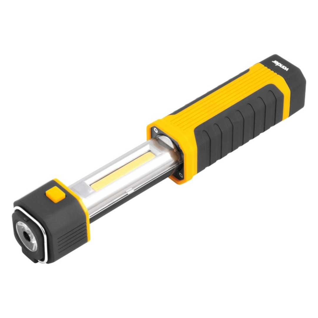 Lanterna Led Cob 2 EM 1  LLV201 - 80 75 201 000 - VONDER