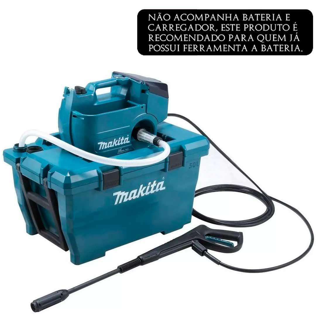 Lavadora Alta Pressao A Bateria 36v DHW080ZK (220v) - Makita