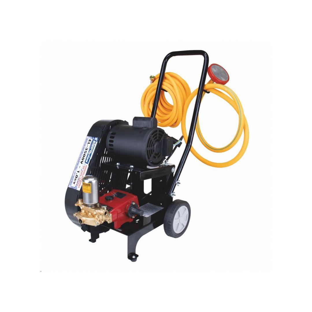 Lavadora De Alta Pressao C/ Motor 1.0 Cv Mono Bivolt EL-3500V Eletroplas - 38516.6