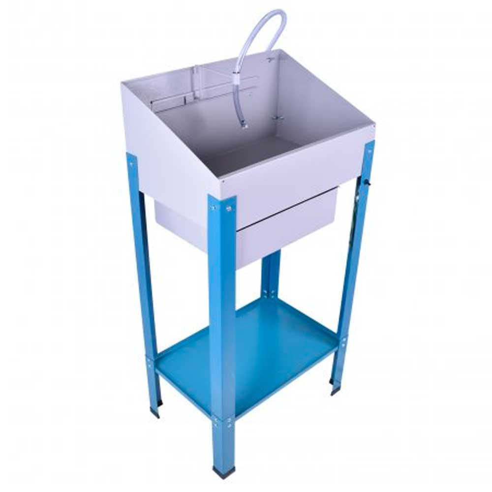 Lavadora de Peças Pequena - Aberta, Reservatório de Metal  220V Lbd10 - Cmb