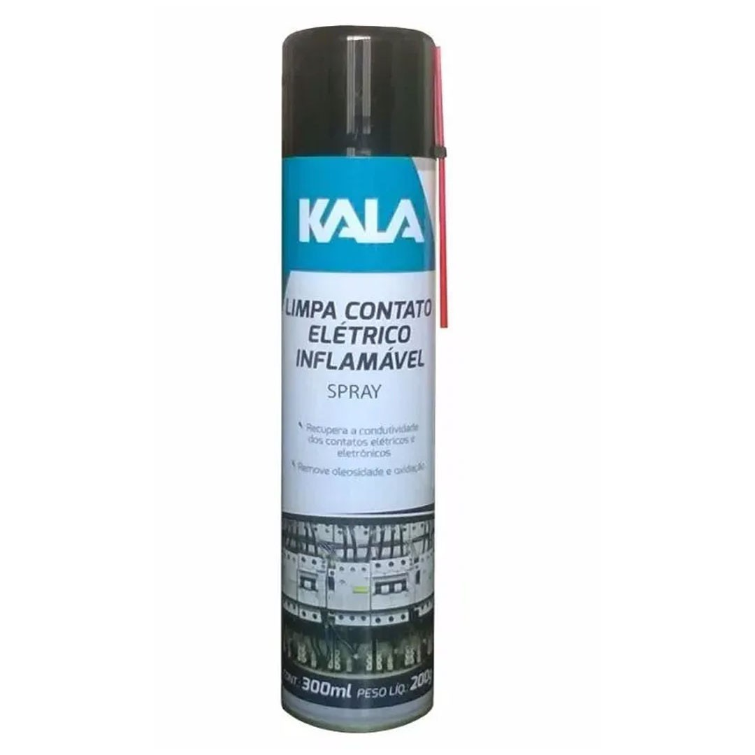 Limpa Contato Spray 300ml KALA