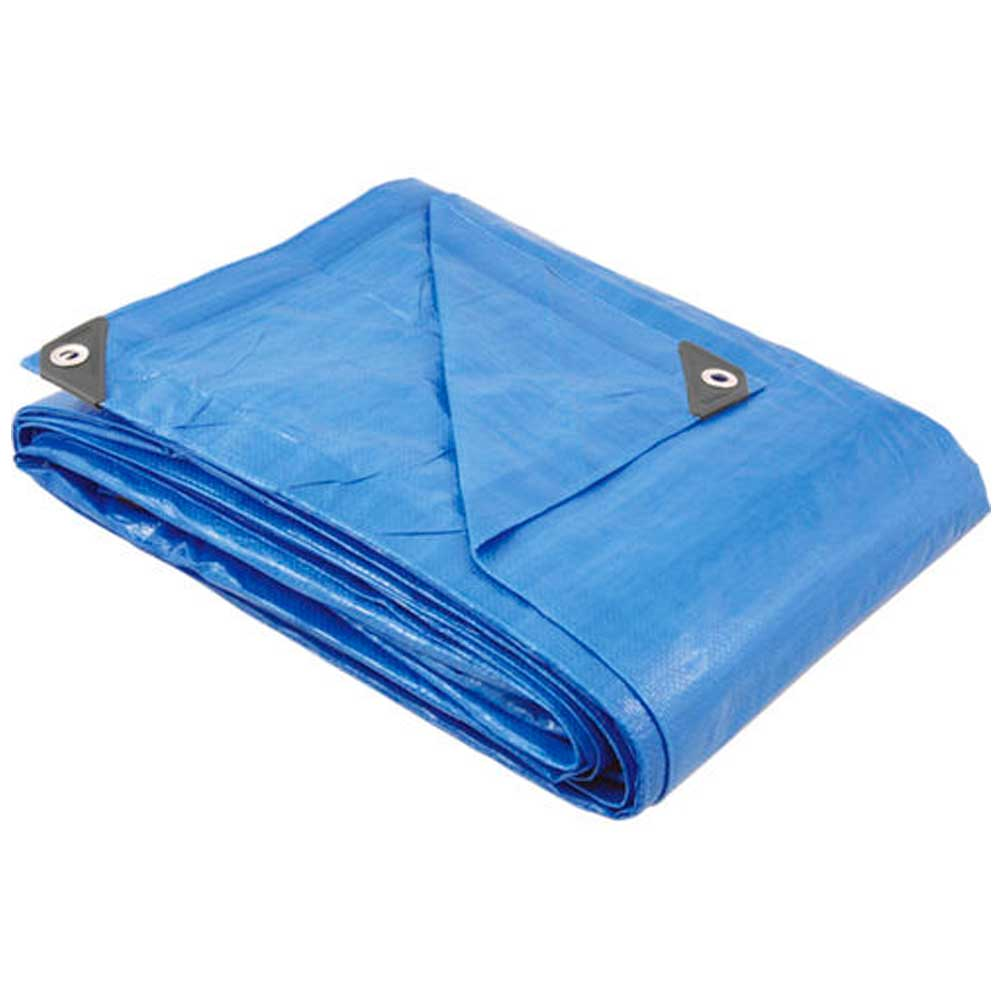 Lona de Polietileno Azul 4 M X 3 M Vonder
