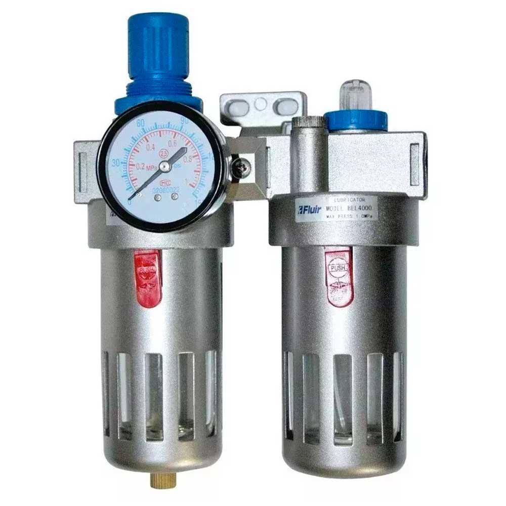 Lubrificador para Sistema Pneumáticos 1/2 Bl 400