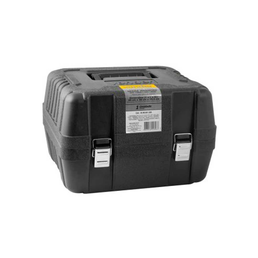 Maleta Bau Plastico Para Serra Marmore Vonder 35 99 001 300
