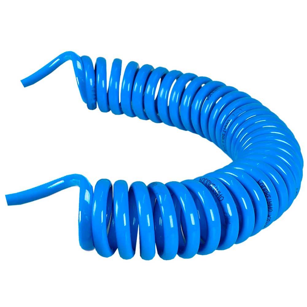 Mangueira Espiral De PU 10mm x 10,0 Sem Conexão CB-729