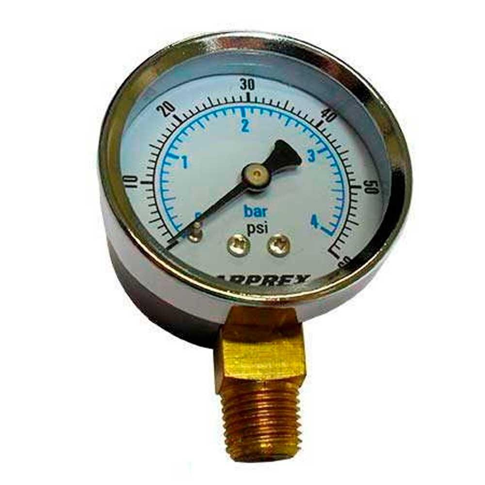 Manômetro Vertical 1 / 4 60 Lbs Tp 2 - Arprex - 10801130